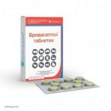 Бровасептол (таблетки), 30 шт. (БроваФарма)