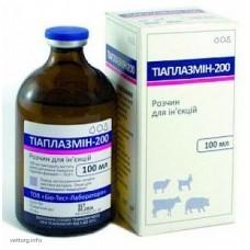 Тіаплазмін - 200, 100 мл. (BioTestLab)
