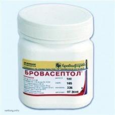 Бровасептол (порошок), 100 г. (БроваФарма)