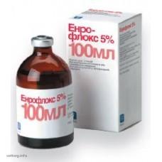 Энрофлокс 5%, 100 мл (Invesa-Livisto)