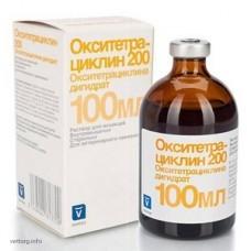 Окситетрациклин 200 L.A., 100 мл (Invesa-Livisto)