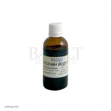Раствор йода 5%, 50 мл (Базальт)