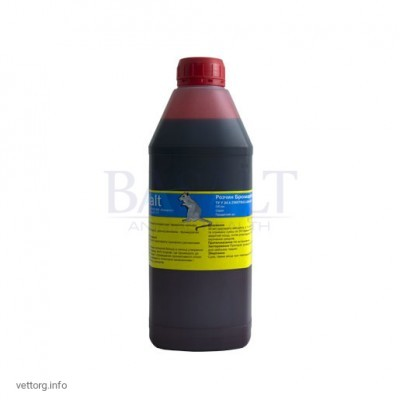 Бромадиалон 0,25% , 1 л. (Базальт)