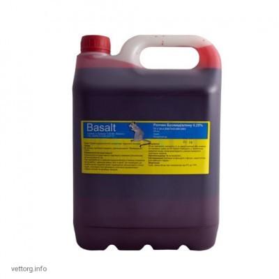 Бромадиалон 0,25% , 5 л. (Базальт)