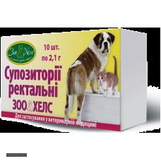 """Супозиторії """"ЗооХелс"""", 10 шт. (УЗВПП)"""