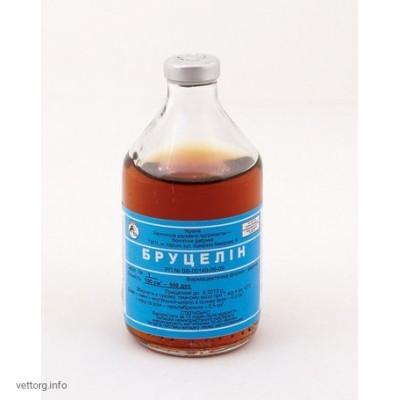 Бруцеллин, 100 доз (ХеБФ)