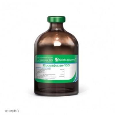 Броваферан-100 (инъекционный), 100 мл. (БроваФарма)