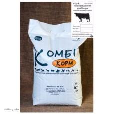 КОМБІкорм ВРХ Бики-плідники (розсип), 20 кг. (ВІТА)