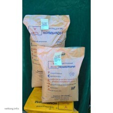 "Комбикорм для бройлеров ПК 5-4 ""Гровер"" (4-5 недель), 25 кг. (ТПК Рекорд)"