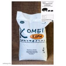 КОМБИкорм Свиньи Финиш 4 мес.+, 20 кг. (ВИТА)