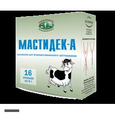 Мастидек-А, шприц-туба, 5 г. (УЗВПП)