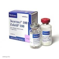 Золетил 100 р-р ин., 5 мл (Virbac)