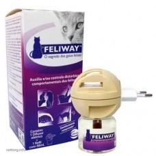 Феливей классик диффузор + сменный блок 48 (феромон д/котов) (Ceva)