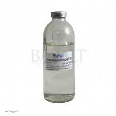 Глюконат кальция 20%, 200 мл. (Базальт)