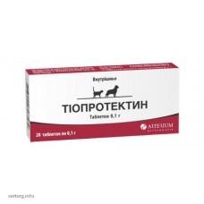 Тиопротектин (таб.), 0,1 г. (Артериум)