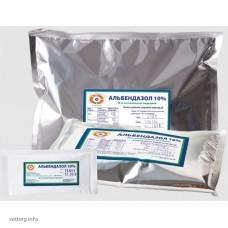 Альбендазол 10%, 500 г. (УВПП)