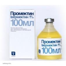 Промектин (ин.), 100 мл (Invesa-Livisto)