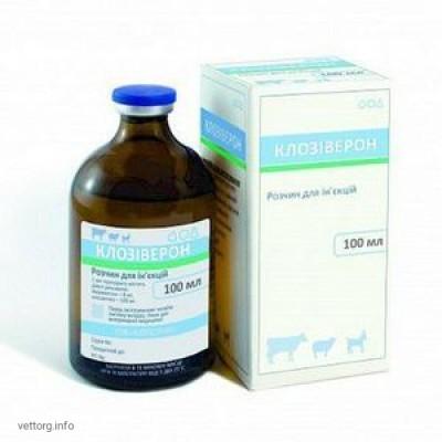 Клозиверон, 100 мл. (BioTestLab)