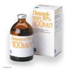 Левамизол 10%, 100 мл (Invesa-Livisto)