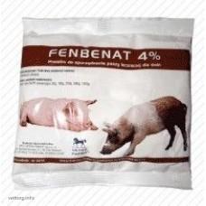 Фенбенат 4%, 100 г. (Vetos-Farma)