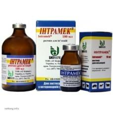 Інтрамек®, 100 мл. (АТ Біофарм)