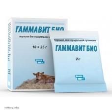 Гаммавит Био (Gammavit Bio) порошок, 25 г. (Bioveta, s. r. o.)
