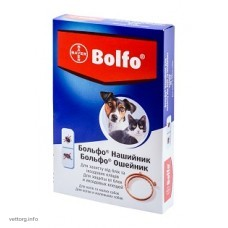 Больфо ошейник для котов. (Bayer)
