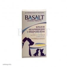 Капли акарицидные с фипронилом, № 5, 1 мл. (Базальт)