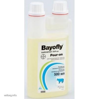 Байофлай пур-он®, 500 мл (Bayer)