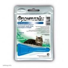 Фронтлайн Спот Он для кошек, 0,5 мл (Merial)