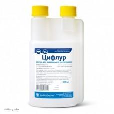 Цифлур (1% раствор), 500 мл. (БроваФарма)