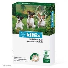Килтикс для маленьких собак. (Bayer)