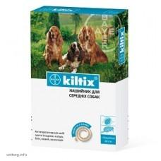 Килтикс для средних собак. (Bayer)