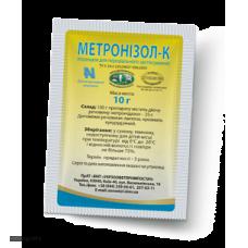 Метронизол - К 25%, 10 г (УЗВПП)