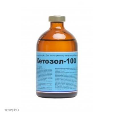 Кетозол-100, 100 мл (Interchemie)