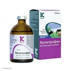 Келапрофен, 100 мл. (Kela)