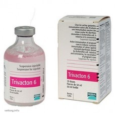Тривактон 6, 10 доз (Merial)