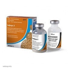 Інфорс 3, 1 доза (Zoetis)