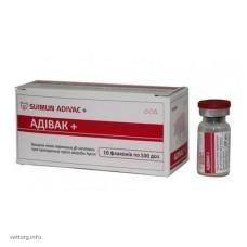 Суимун АДИВАК+ (Болезнь Ауески), 100 доз (BioTestLab)