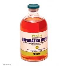 Сыворотка иммунная против респираторно-кишечных болезней животных, 100 мл (ВетЛайн)