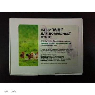 """Ветеринарная аптечка """"Здоровый бройлер-мини"""", (Фарматон)"""