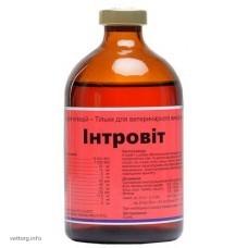 Интровит (Introvit), 100 мл. (Interchemie)