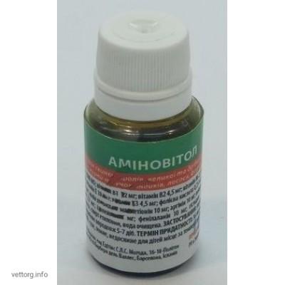 Аминовитол, 10 мл. (BioTestLab)