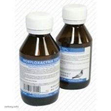 Норфлоксацин 10 % (для голубей), 100 мл., (Vetos-Farma)