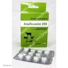 Альбенмикс 250 (таблетка), блистер №50