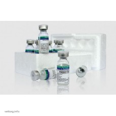 """Вакцина антирабическая жидкая инактивированная для имунизации животных """"Рабистар"""" (RABISTAR), 5 доз"""