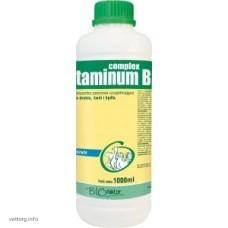 Витамин В комплекс, 1 л. (Вiofaktor)