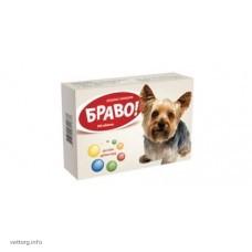"""Витамины """"Браво"""" для мелких пород собак, 300 шт. (Артериум)"""